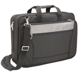 Toshiba Carrying Case for 18.4 Notebook - Black, Gray