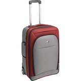 Case Logic LLD-24 Travel Case - Roller - EVA (Ethylene Vinyl Acetate) - Red
