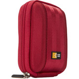 Case Logic QPB-201RED Camera Case - EVA (Ethylene Vinyl Acetate) - Red