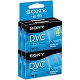 Sony DVM60PRR MiniDV Videocassette DVM60PRR4