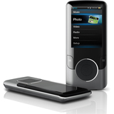 Coby MP707 4 GB Blue Flash Portable Media Player MP707-4GBLU