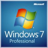 HP Microsoft Windows 7 Professional 64-bit - Media Only - 1 PC