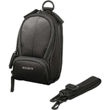 Sony LCS-CSU/B Camera Case - Nylon - Black - LCSCSUB