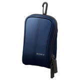 Sony LCS-CSW/L Camera Case - Nylon - Blue