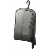 Sony LCS-CSW/S Camera Case - Nylon - Silver