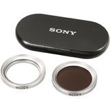 Sony VF-37NKB Filter Kit - Neutral Density, Protection Filter VF37NKB