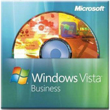 Microsoft Windows Vista Business with Service Pack 2 - 64-bit