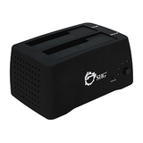 SIIG Cool USB 2.0/eSATA to SATA Docking Duplicator SC-SA0G12-S1