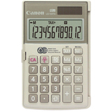 LS154TG Handheld Calculator, 12-Digit LCD  MPN:1075B004
