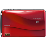 Fujifilm FinePix Z700EXR 12 Megapixel Compact Camera - 6.40 mm-32 mm - Red