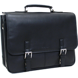 Kenneth Cole 15.4' Nappa Leather Computer Portfolio
