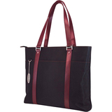 Mobile Edge METS01-B Carrying Case for 16' Notebook - Black, Burgundy