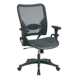 Office Star Space Air Grid 6216 Manager Chair