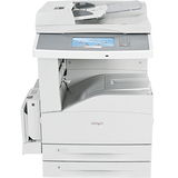 Lexmark X860DE 4 Laser Multifunction Printer - Monochrome - Plain Paper Print
