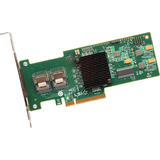 Intel RS2WC080 SAS RAID Controller - Serial Attached SCSI, Serial ATA/600 - PCI Express 2.0 x8 - Plug-in Card