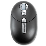 Innovera 61020 Mouse - Optical Wireless - Radio Frequency - Graphite