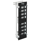 ICC Flush Vertical Blank Patch Panel - IC107BP8VB