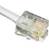 ICC ICLC414FSV Phone Cable - 14 ft
