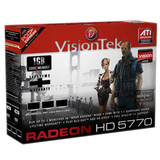 Visiontek 900300 Radeon 5770 Graphics Card - PCI Express 2.0 x16 - 1 GB GDDR5 SDRAM