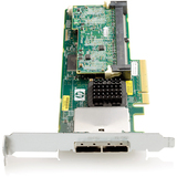 HP Smart Array P411 SAS RAID Controller - Serial ATA/300, Serial Attached SCSI - PCI Express