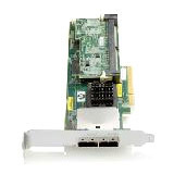 HP Smart Array P411 SAS RAID Controller - Serial Attached SCSI - PCI Express x8 - Plug-in Ca