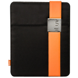 iLuv iCC805 Casual Fabric iPad Case with Band Clip