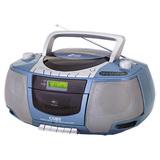 Coby MPCD450 Radio/CD/Cassette Player/Recorder