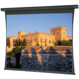Da-Lite Large Tensioned Cosmopolitan Electrol 98807 Electric Projection Screen