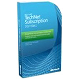 Microsoft TechNet Subscription Standard 2010 - JRF00001