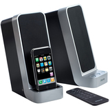 SDI Technologies iP71 2.0 Speaker System - Black
