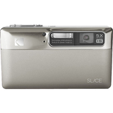 Kodak SLICE 14 Megapixel Compact Camera - Nickel