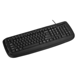 Kensington Pro Fit K64408US Keyboard - Wired - Black