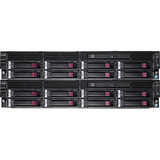 HP P4300 Hard Drive Array - 16 x HDD Installed - 7.20 TB Installed HDD - BK716A