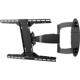 Peerless-AV SmartMount SA752PU Mounting Arm for Flat Panel Display - Black