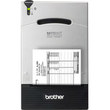 Brother MW-145BT Direct Thermal Printer - Label Print - Monochrome