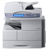 Samsung MultiXpress SCX-6555N Laser Multifunction Printer - Monochrome - Plain Paper Print - Desktop