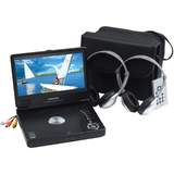 Audiovox D9104PK Portable DVD Player