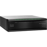 Cisco SF 100D-16 Ethernet Switch - 16 Port