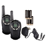 Cobra MicroTalk CXT125 Two Way Radio