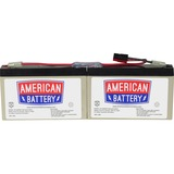 ABC Replacement Battery Cartridge RBC18