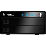 Ineo I-NA212-J Hard Drive Array