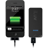 iLuv IBA100BLK Handheld Device Battery - 750 mAh