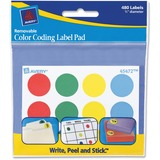 Avery 45472 Color Coding Label