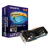 GIGA-BYTE GV-R587UD-1GD Radeon HD 5870 Graphics Card - PCI Express - 1 GB GDDR5 SDRAM