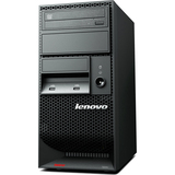 Lenovo ThinkServer TS200v 100815U Tower Server - 1 x Intel Celeron G1101 2.26GHz 100815U