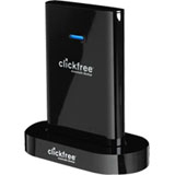 Clickfree 327B-1004-100 320 GB External Hard Drive