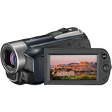 "Canon VIXIA HF R11 Digital Camcorder - 2.7"" LCD - CMOS - Full HD - Black 4383B001"