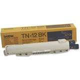 Brother 12BK Black Toner Cartridge