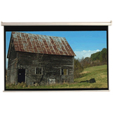 Mustang SC-M106D16:9 Manual Projection Screen - SCM106D169