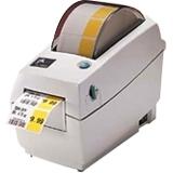 Zebra LP 2824 Plus Direct Thermal Printer - Monochrome - Desktop - Label Print 282P-201512-000